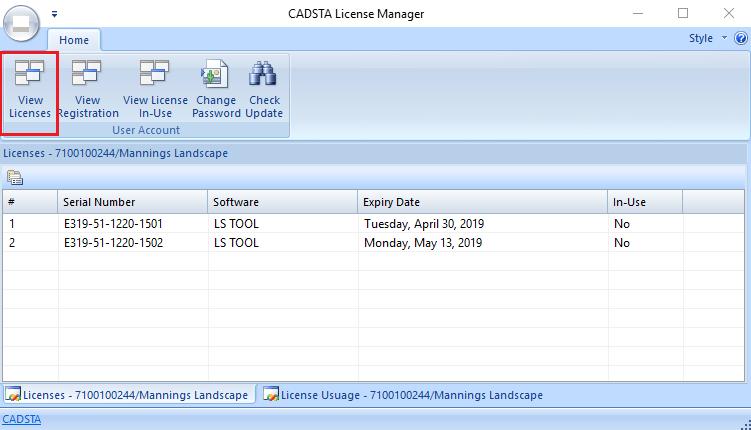 LS Tool License Agreement